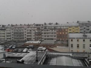 """Sehr kurz viel mal sehr wenig Schnee. """"Winter"""" konnte man das nicht nennen."""